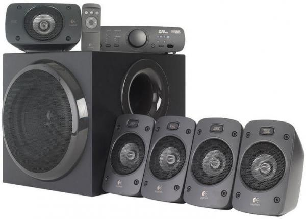 Z906 Surround Sound Speaker