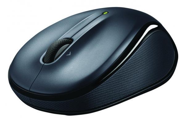 M325 Wireless Mouse Dark Silver