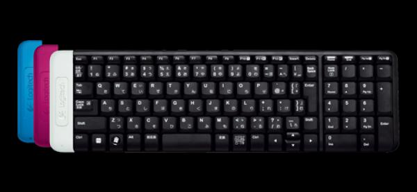 K230 Wireless Keyboard YU