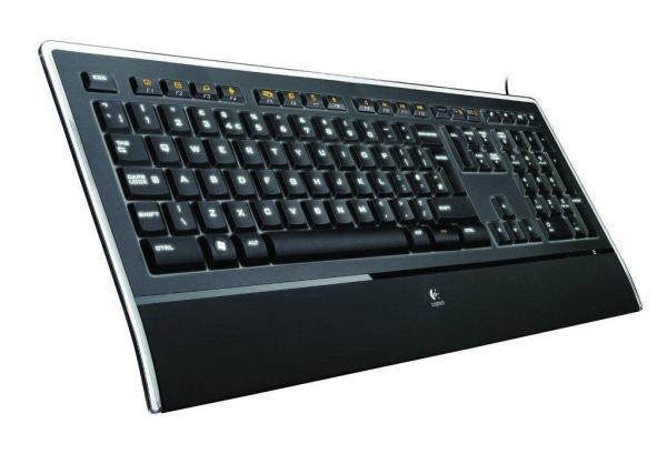 K740 Illuminated Keyboard