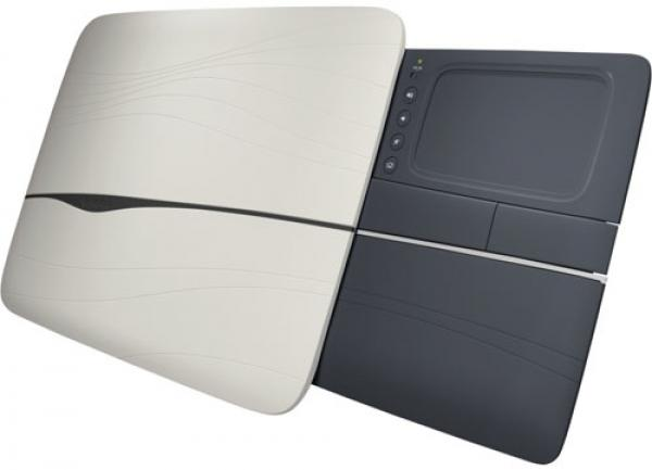 N600 Touch Lapdesk
