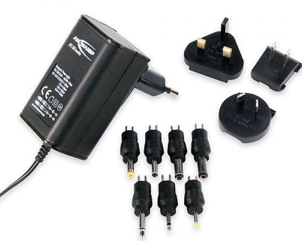 ANSMANN Adapter APS300 3V-12V