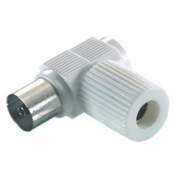 Adapter Coax. socket 90 Vv