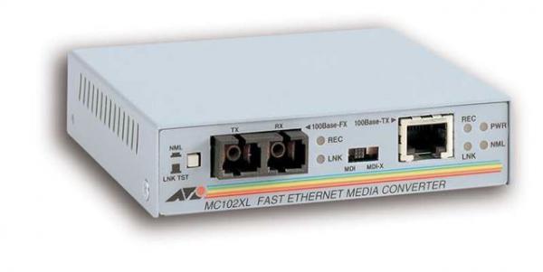 AT Media Converter AT-MC102XL-20